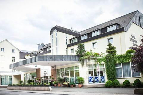 Hotel Deutscher Hof in Trier