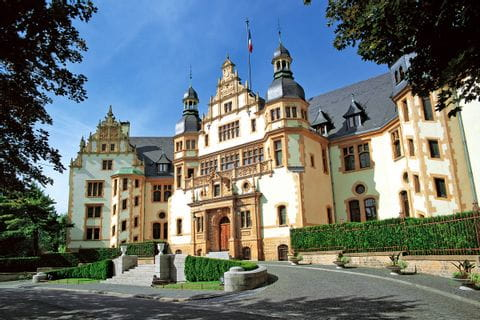 Palais du Gouverneur militaire in Metz