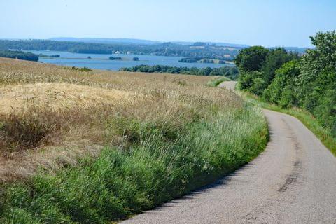 Landschaft Ostjütland