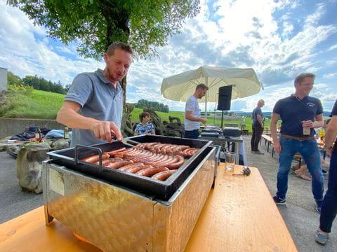 Grillfest mit Chefkoch Christian