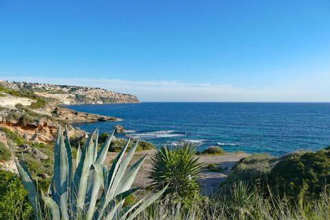 Bay of Cala Blava