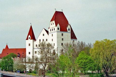 Castle in Ingolstadt