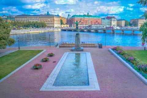 Stockholm's Panorama
