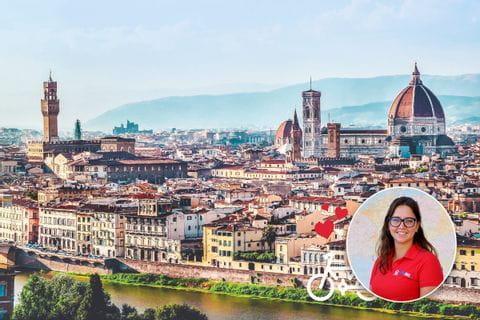 Lena's Lieblingstour: Florenz - Rom