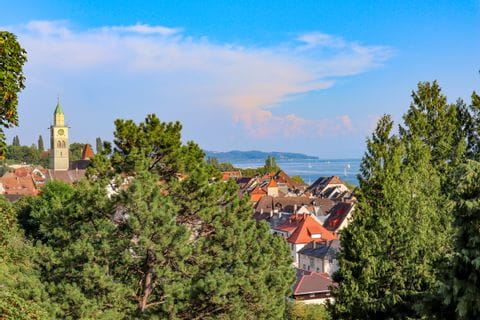 View on Überlingen