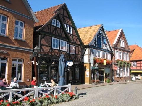 Häuser Cuxhaven