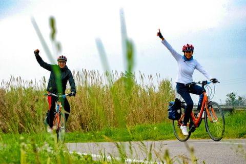 Radfahren macht Spaß!