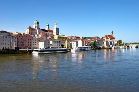 Passau, Rad & Schiff
