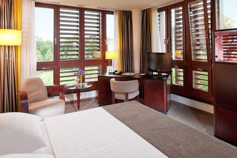 Comfort rooms in Dorint Hotel Weimar