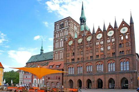 Stralsund - Old Market