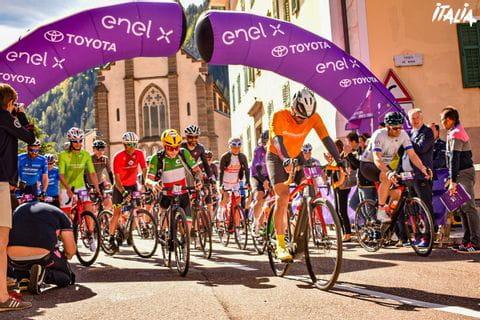 Start der Giro d'Italia