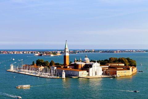 Ausblick auf Venedig