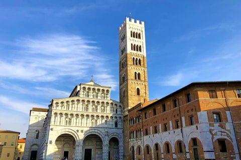 Doumo San Martino in Lucca