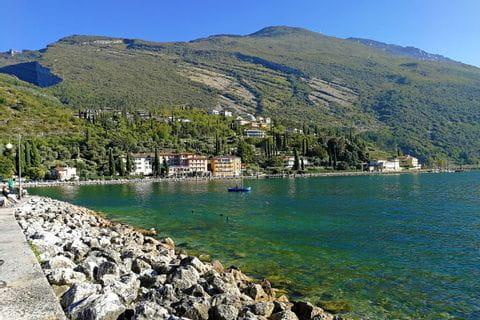 Torbole at Lake Garda