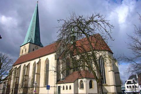 Probsteikirche St. Remigius in Borken