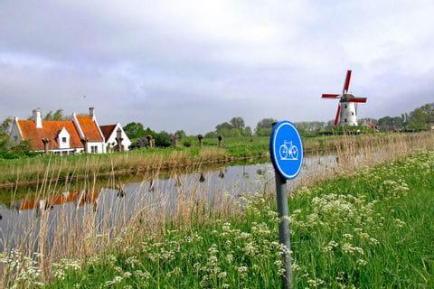 Kanal - Windmühle