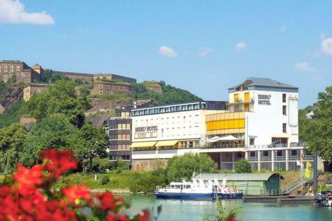 Hotel Diehls in Coblenz