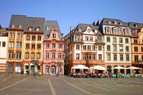 Mainz City Square