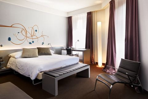 Doppelzimmer Pilatus im Hotel Continental