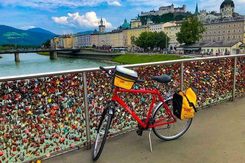Markatsteg in Salzburg