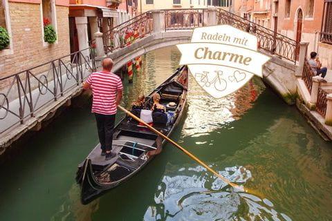 Gondoliere in Venice