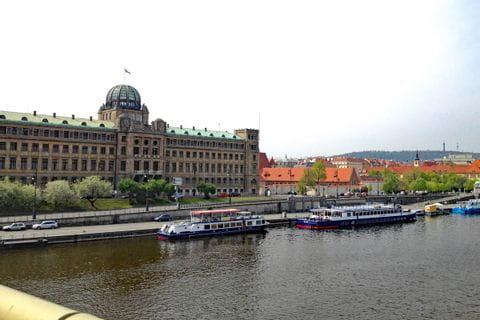 Prag Handelsministerium