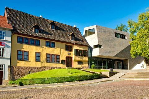 Bach house Eisenach