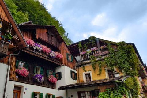 Gasthaus in Hallstatt