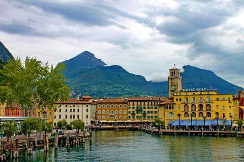 Riva am Gardasee