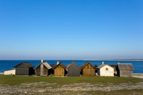 Fisher men's huts