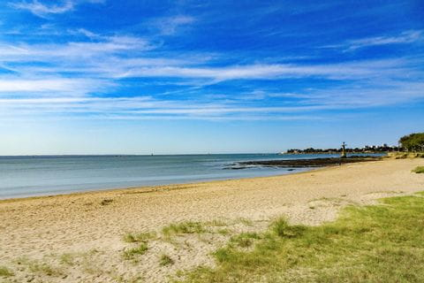 Beach in Saint Nazaire