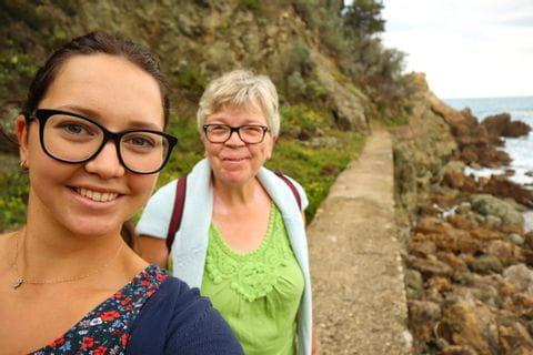 Spaziergang in Castiglioncello