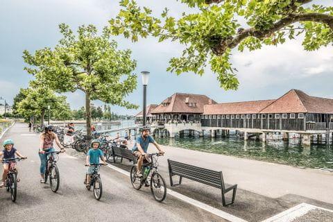 Fahrradtour in Rorschach