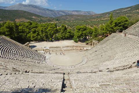 Epidauros Peloponnes