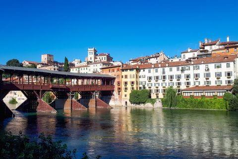 Brücke in Bassano