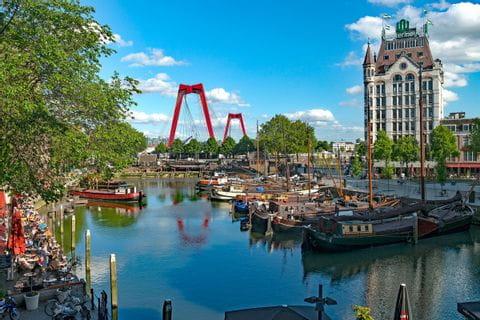 Willemsbridge Rotterdam