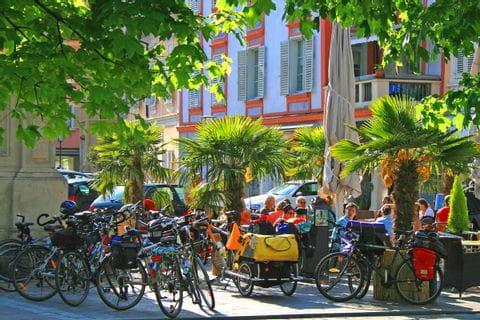 Räder in Bad Radkersburg