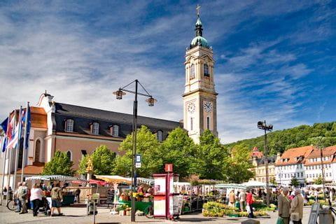 City centre of Eisenach