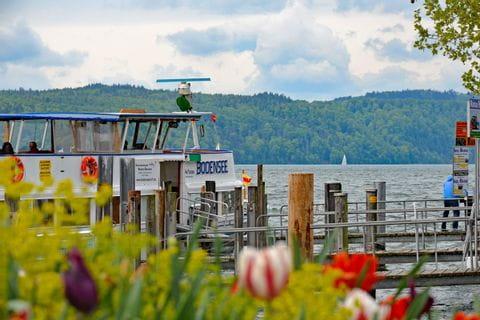 Schiff am Bodensee