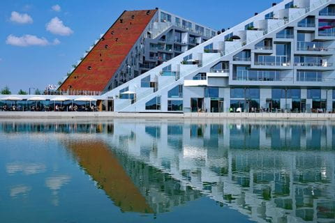Modern architecture in Copenhagen