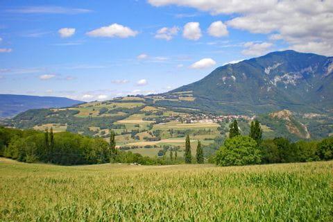 Landschafts-Panorama