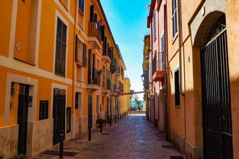 Altstadt von Palma