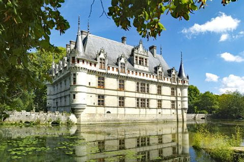 Castle Azay-le-Rideau