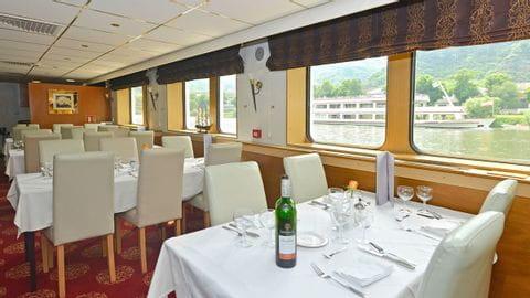 MS Normandie - Restaurant