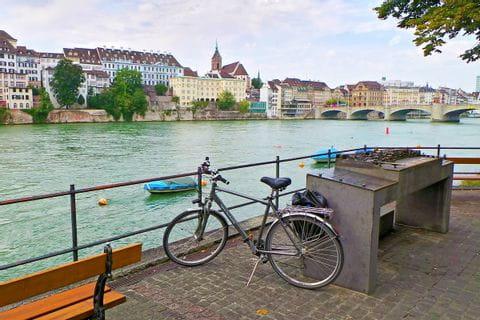 Brücke in Basel