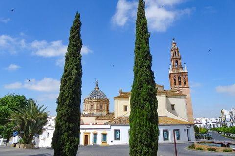Kirche in Carmona