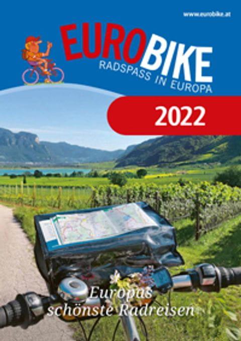 Radreisen Europa Katalog Titelbild