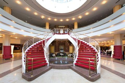 Hotel Leonardo Weimar Lobby