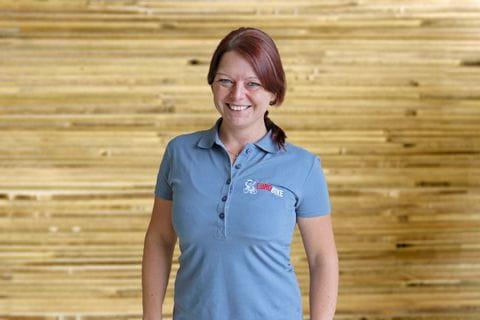 Kundenberaterin Sabine Jäger
