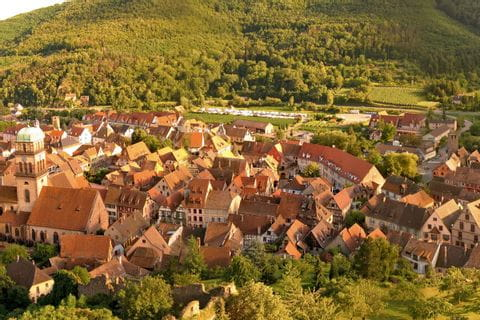 Panorama Kaysersberg